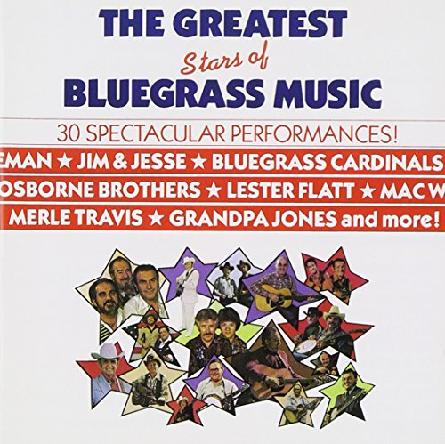 Stars of Bluegrass Music