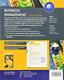 Business Management 2014: Course Companion (Oxford Ib Diploma Programme) 画像