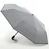 f-notions D 折りたたみ日傘 自動開閉 UPF50+ 遮光 紫外線 UVカット 99% これであなたも大人女子