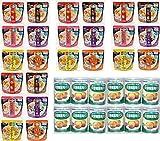 【5年保存】もしも!の為の非常食4人で三日分セットA マジックライス24食&パンの缶詰12食