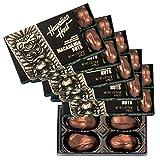 [ハワイお土産] ハワイアンホスト マカデミアナッツ チョコレート TIKI 5箱セット (海外 みやげ ハワイ 土産)