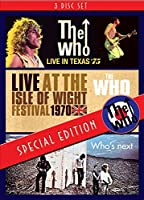 Live at the Isle of Wight/Live [DVD]