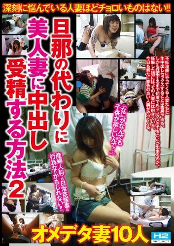 旦那の代わりに美人妻に中出し受精する方法 2 HHP-DR350 [DVD]