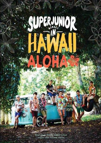 Super Junior Memory in Hawaii 'Aloha' フォトブック (初回限定版)