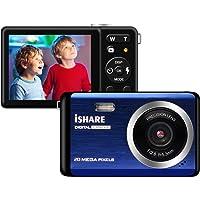 Digital Camera, Digital Camera, Compact, 1920 x 1080P, 20 Million Pixels, Flashlight, 2.8 Inches,…