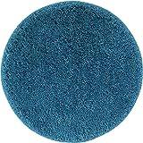 カラーモード プレミアム チェアパット ターコイズブルー 座面クッション 簡単に椅子や床に敷ける