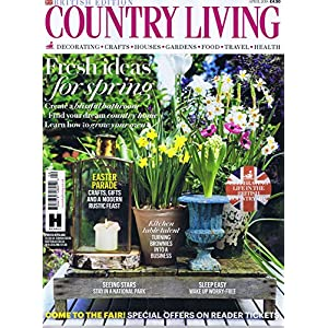 Country Living [UK] April 2018 (単号)