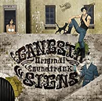 GANGSTA ORIGINAL SOUNDTRACK(2CD) by Animation Soundtrack (Music By Tsutchie) (2015-10-07)