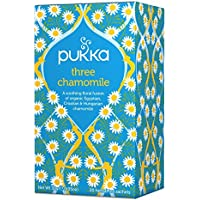 pukka(パッカ) スリーカモマイル有機ハーブティー 20TB