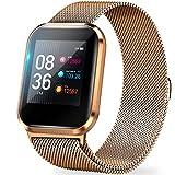 Best Smartwatches - スマートウォッチ 血圧計 心拍計 HOKONUI スマートブレスレット 活動量計 歩数計 睡眠検測 Review