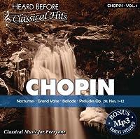 Chopin [vol. 1]: Noctures Grand Valse Ballade Preludes: Nos. 1-12【CD】 [並行輸入品]
