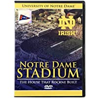 Notre Dame Stadium: Home That Rockne Built [DVD]