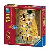 300ピース ジグソーパズル  クリムト 接吻 Klimt: The kiss  (49 x 36 cm)
