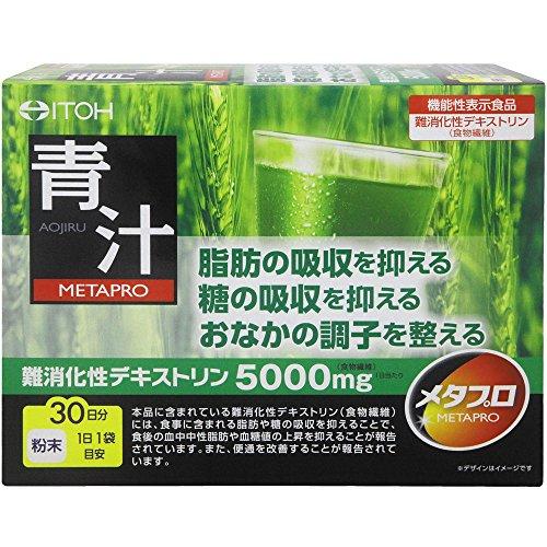 井藤漢方 メタプロ青汁