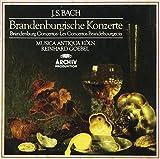 バッハ:ブランデンブルク協奏曲 全曲