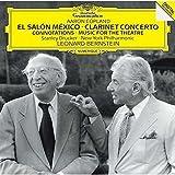 コープランド:エル・サロン・メヒコ、クラリネット協奏曲、他 画像