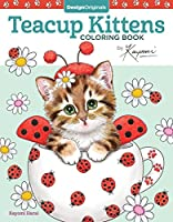 Teacup Kittens Coloring Book (Colouring Books)
