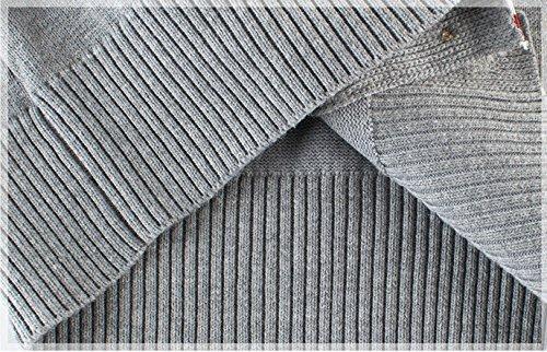 4aa661dbd5b75 ... NiceYY 子供服 カーディガン 男の子 セーター キッズ アウター ニット Vカーディガン 綿 Vネック 前開き ...