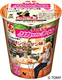明星 チャルメラカップ リカちゃんヌードル オニオングラタン味 (12個入り1ケース) 期間限定