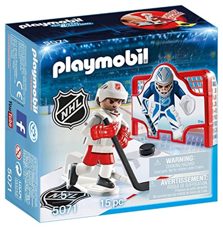 PLAYMOBIL NHL Shooting Pad [並行輸入品]