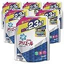 【ケース販売】 アリエール 洗濯洗剤 液体 イオンパワージェル 詰め替え 超ジャンボ1.62kg×6個