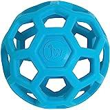 JW Pet HOL-ee Roller 9cm, Asst Blue, Green, Purple & Red