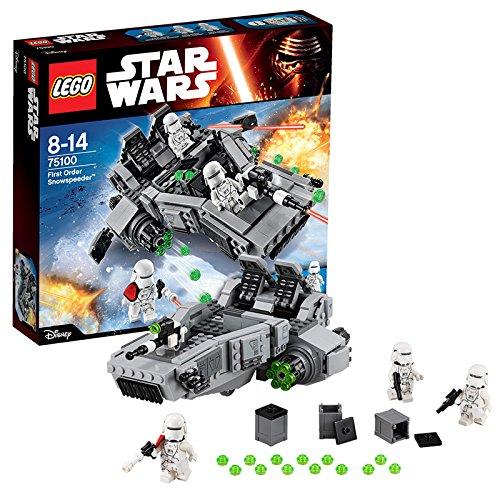 レゴ (LEGO)  スター・ウォーズ ファースト・オーダー・スノースピーダー[TM] 75100
