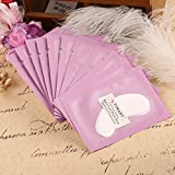 Yimart® 100 Pairs Professional Lint Free Under Eye Gel Pad Patches for Eyelash Extensions