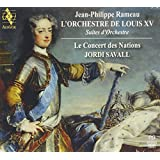L'orchestre De Louis XV-Orchestral Suites