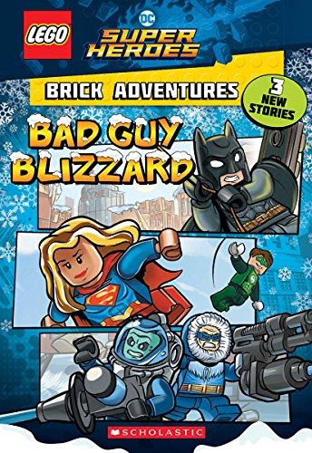 Download Bad Guy Blizzard (Lego DC Super Heroes: Brick Adventures) 1338190067