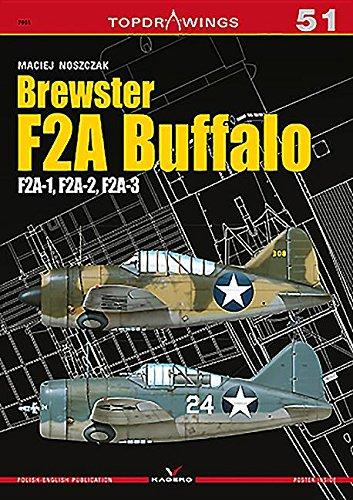 Brewster F2A Buffalo: F2A-1, F...