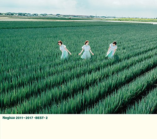 Negicco 2011~2017 -BEST- 2 [CD+Blu-ray Disc]