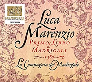 First Madrigal Book