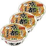 ニュータッチ 凄麺 京都背脂醤油味 124g×3個