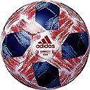 adidas(アディダス) 4号球(小学生用) サッカーボール コネクト19 グライダー AF406JP 2019年FIFA主要大会 試合球 レプリカ球 サッカー日本代表オフィシャルライセンスグッズ 青×赤(JFA/日本代表ライセンスモデル)