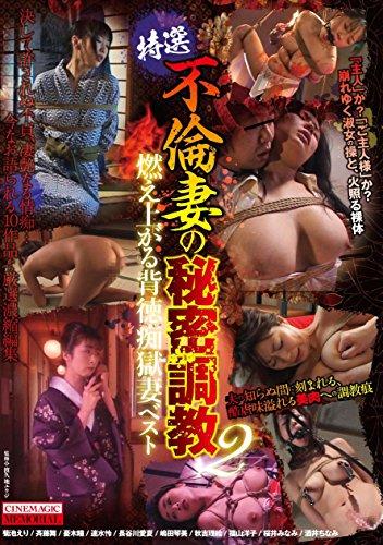 特選 不倫妻の秘密調教2 燃え上がる背徳痴獄妻ベスト シネマジック [DVD]