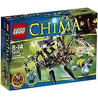 レゴ (LEGO) チーマ スパラタスのスパイダー?ウォーカー 70130