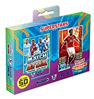 Topps Mapl 2015/16 Superstars Battle Trump Card Game Multi Color