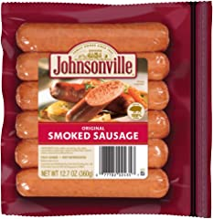 Johnsonville Original Smoked Sausages, 360 g - Chilled