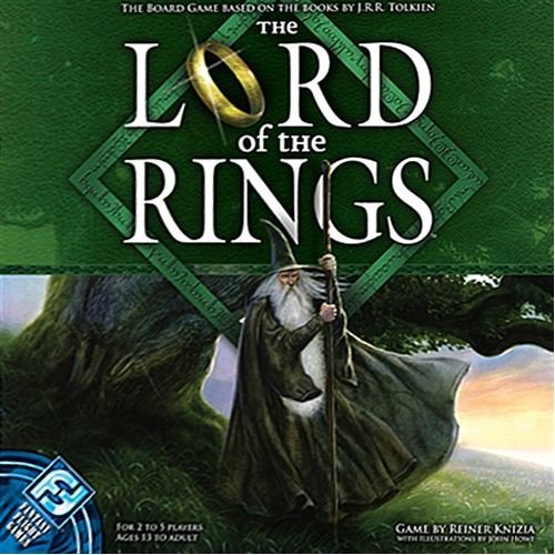 Lord of the Rings: The Board Game おもちゃ [並行輸入品]