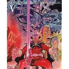 【早期購入特典あり】 機動戦士ガンダム THE ORIGIN V 激突 ルウム会戦(オリジナルクリアファイル付) [Blu-ray]