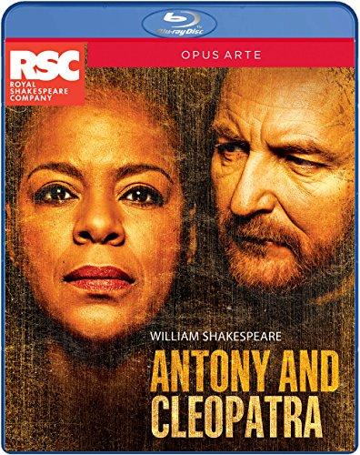 シェークスピア:《アントニーとクレオパトラ》 [Blu-ray]