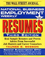 Resumes (National Business Employment Weekly Career Guides)