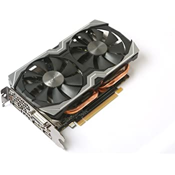 ZOTAC Geforce GTX 1060 6GB AMP Edition グラフィックスボード VD6097 ZTGTX1060-GD5AMP/ZT-P10600B-10M