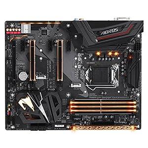 GIGABYTE Z370 AORUS Ultra Gaming ATX ゲーミングマザーボード [Intel Z370チップセット搭載] MB4161
