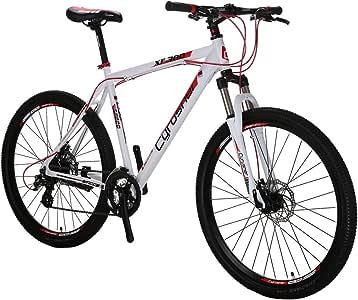 Extrbici XF300 自転車 マウンテンバイク MTB シマノ24段変速 タイヤ27.5インチ アルミフレーム ディスクブレーキ