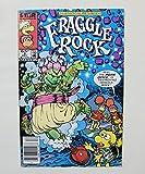 【フラグル・ロック FRAGGLE ROCK】 VOL.1 NO.5 中古アメコミ MARVEL <1985年> セサミ・ストリート ジム・ヘンソン