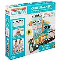 Alex Toys Future Coders Cube Stackers Coding Skills Kit [並行輸入品]