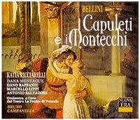 Bellini: I Capuleti e i Montecchi by VARIOUS ARTISTS (2006-04-11)