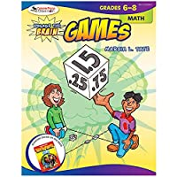 Engage the Brain: Games, Math, Grades 6-8 (NULL)